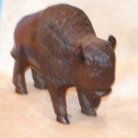 Wooden Buffalo